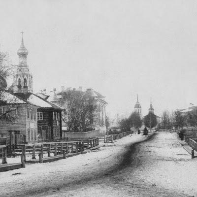 Улица Благовещенская